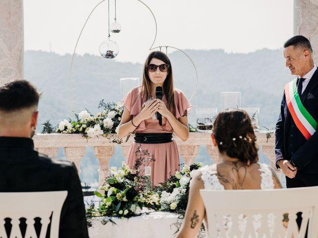 Il matrimonio di Pamela e Simone a Bergamo, Bergamo 31