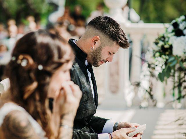Il matrimonio di Pamela e Simone a Bergamo, Bergamo 32