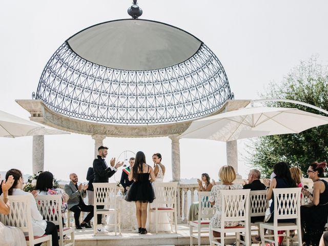Il matrimonio di Pamela e Simone a Bergamo, Bergamo 34