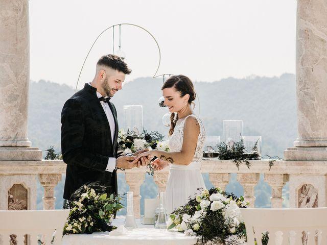 Il matrimonio di Pamela e Simone a Bergamo, Bergamo 37