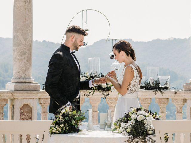 Il matrimonio di Pamela e Simone a Bergamo, Bergamo 38
