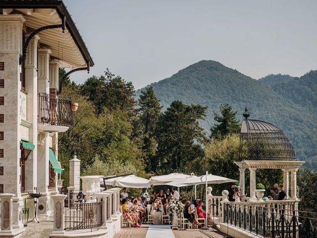 Il matrimonio di Pamela e Simone a Bergamo, Bergamo 39