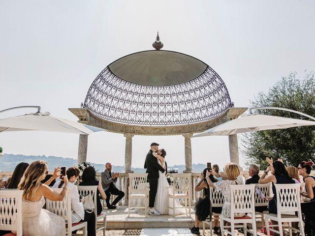 Il matrimonio di Pamela e Simone a Bergamo, Bergamo 40