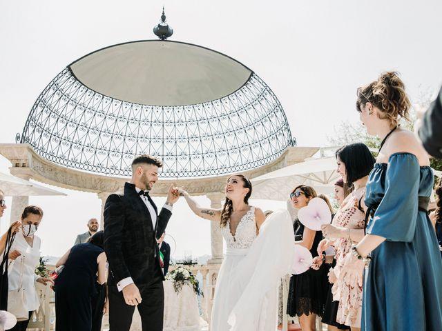 Il matrimonio di Pamela e Simone a Bergamo, Bergamo 41