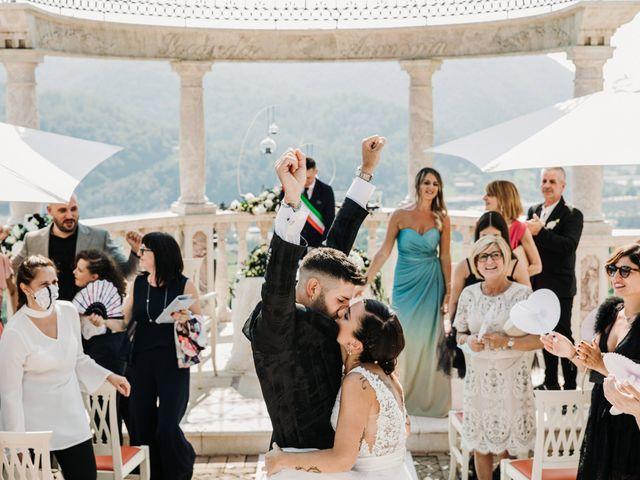 Il matrimonio di Pamela e Simone a Bergamo, Bergamo 42