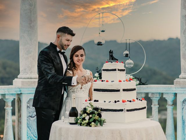 Il matrimonio di Pamela e Simone a Bergamo, Bergamo 60