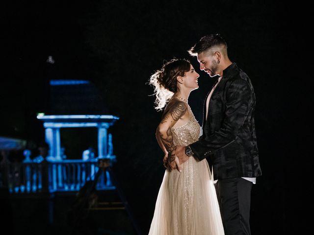 Il matrimonio di Pamela e Simone a Bergamo, Bergamo 64