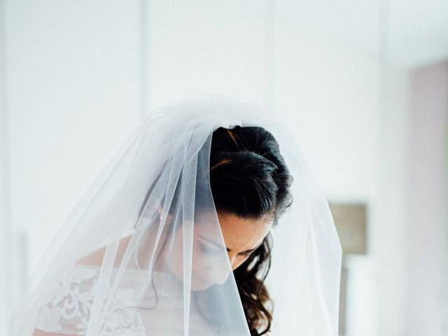 Il matrimonio di Federica e Loris a Pontinia, Latina 3