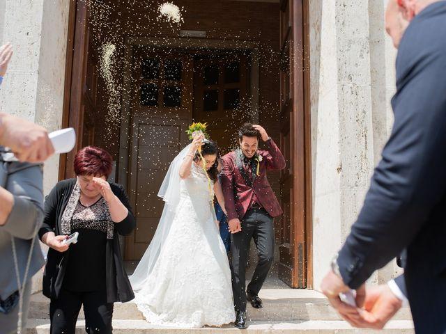 Il matrimonio di Federica e Loris a Pontinia, Latina 8