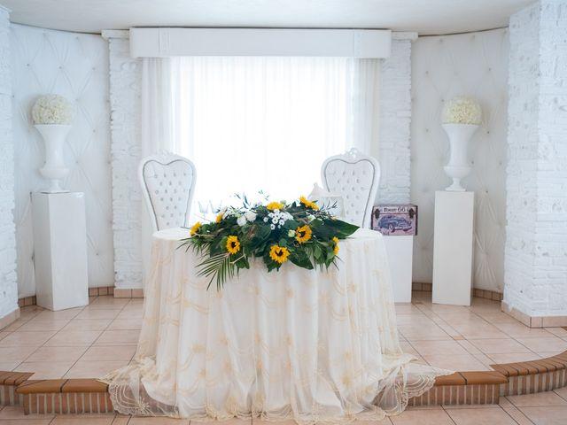 Il matrimonio di Federica e Loris a Pontinia, Latina 16
