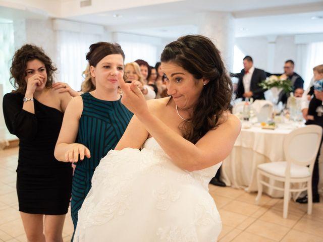 Il matrimonio di Federica e Loris a Pontinia, Latina 17