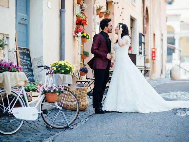 Il matrimonio di Federica e Loris a Pontinia, Latina 18