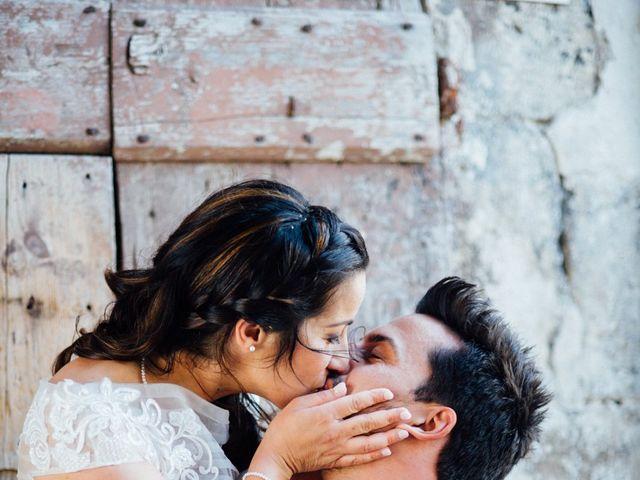 Il matrimonio di Federica e Loris a Pontinia, Latina 20
