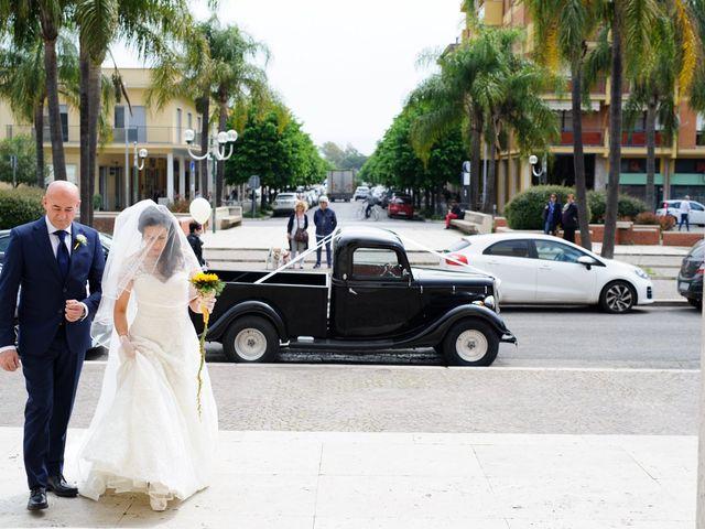 Il matrimonio di Federica e Loris a Pontinia, Latina 22