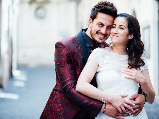 Il matrimonio di Federica e Loris a Pontinia, Latina 31