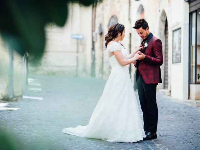 Il matrimonio di Federica e Loris a Pontinia, Latina 37