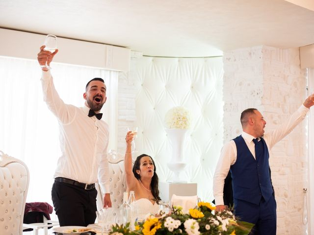 Il matrimonio di Federica e Loris a Pontinia, Latina 47