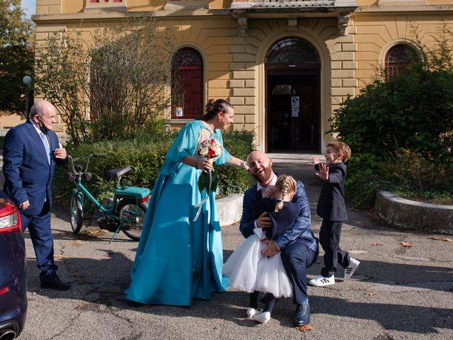 Il matrimonio di Marco e Martina a San Pietro in Casale, Bologna 14