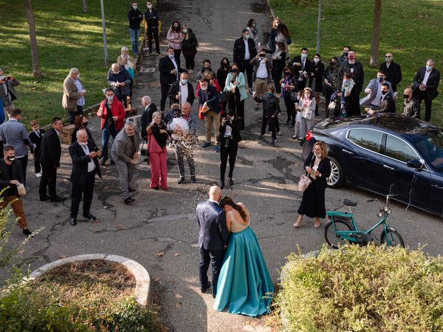 Il matrimonio di Marco e Martina a San Pietro in Casale, Bologna 22
