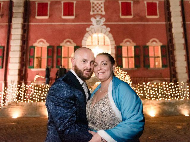 Il matrimonio di Marco e Martina a San Pietro in Casale, Bologna 38