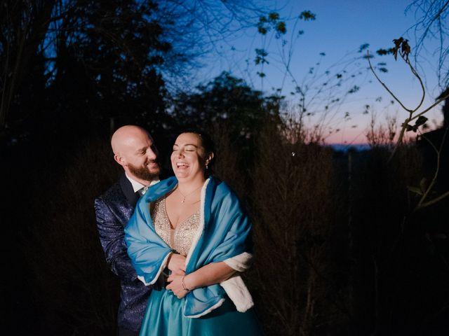 Il matrimonio di Marco e Martina a San Pietro in Casale, Bologna 1