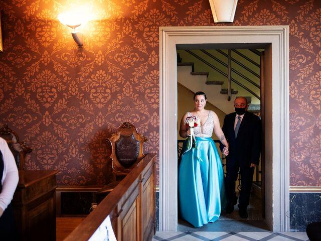 Il matrimonio di Marco e Martina a San Pietro in Casale, Bologna 15