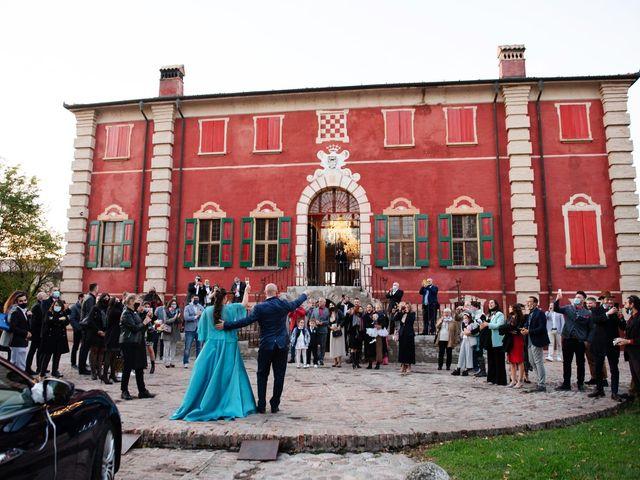 Il matrimonio di Marco e Martina a San Pietro in Casale, Bologna 23