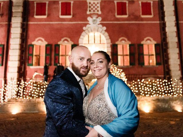 Il matrimonio di Marco e Martina a San Pietro in Casale, Bologna 46