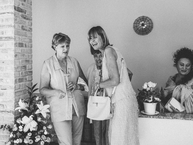 Il matrimonio di Andrea e Chiara a Villafranca d'Asti, Asti 19