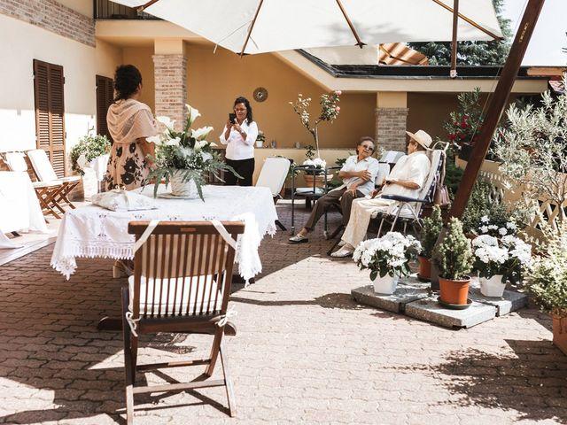 Il matrimonio di Andrea e Chiara a Villafranca d'Asti, Asti 20