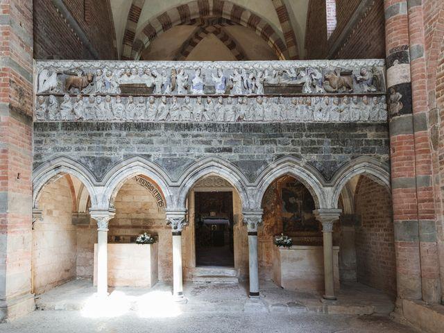 Il matrimonio di Andrea e Chiara a Villafranca d'Asti, Asti 43