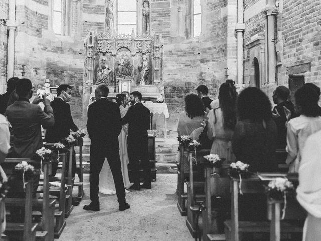 Il matrimonio di Andrea e Chiara a Villafranca d'Asti, Asti 54