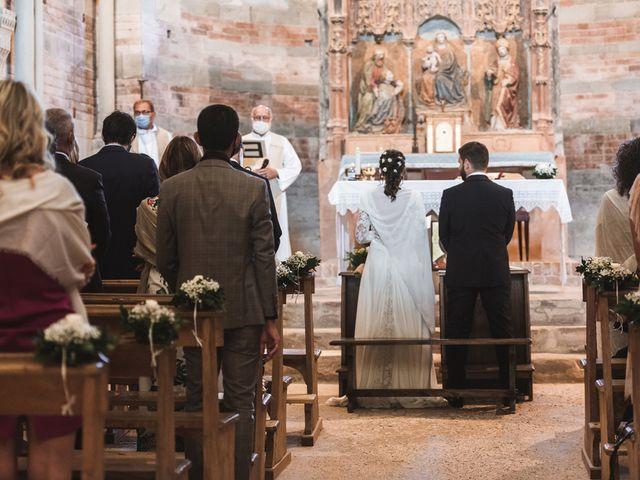 Il matrimonio di Andrea e Chiara a Villafranca d'Asti, Asti 58
