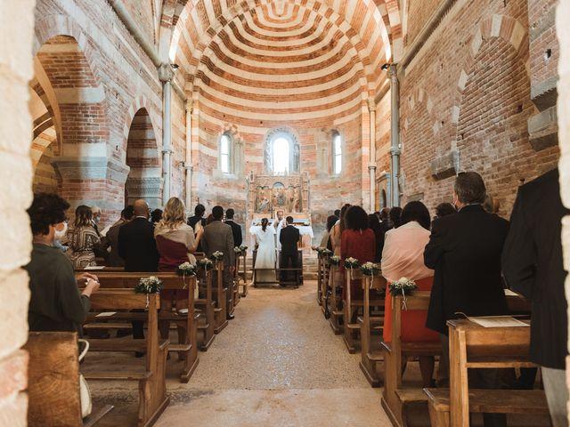 Il matrimonio di Andrea e Chiara a Villafranca d'Asti, Asti 60