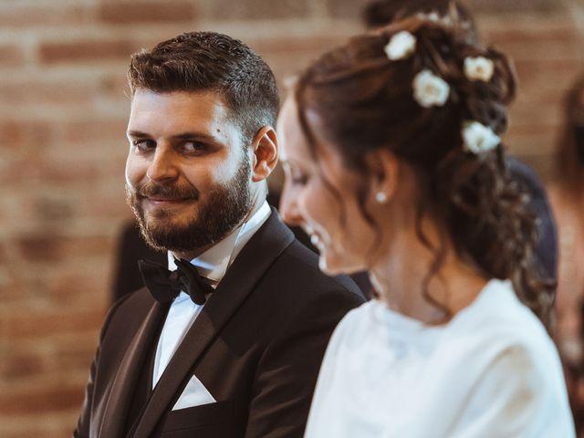 Il matrimonio di Andrea e Chiara a Villafranca d'Asti, Asti 61