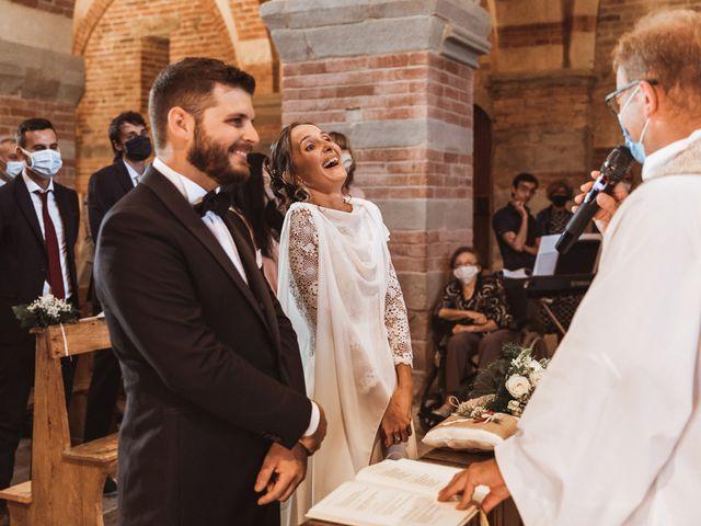 Il matrimonio di Andrea e Chiara a Villafranca d'Asti, Asti 62