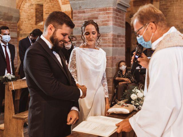 Il matrimonio di Andrea e Chiara a Villafranca d'Asti, Asti 63