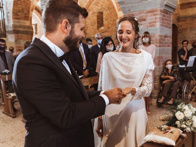 Il matrimonio di Andrea e Chiara a Villafranca d'Asti, Asti 64