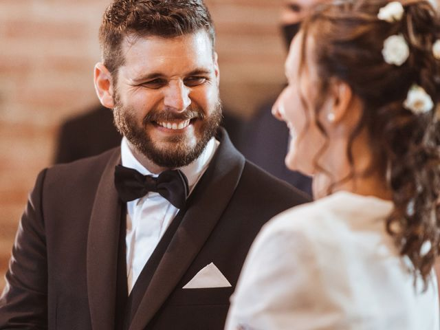 Il matrimonio di Andrea e Chiara a Villafranca d'Asti, Asti 65