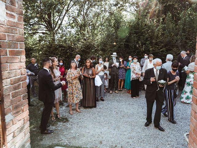 Il matrimonio di Andrea e Chiara a Villafranca d'Asti, Asti 70