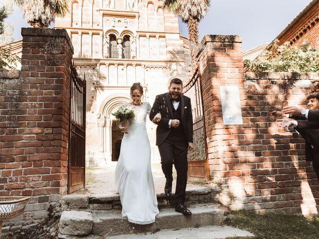 Il matrimonio di Andrea e Chiara a Villafranca d'Asti, Asti 73