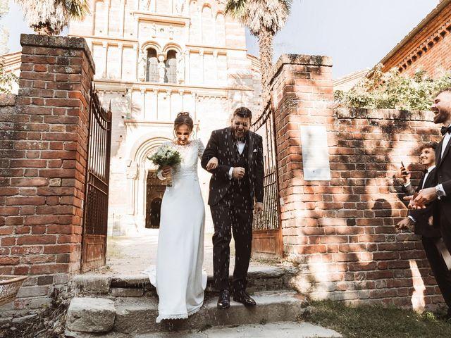 Il matrimonio di Andrea e Chiara a Villafranca d'Asti, Asti 74