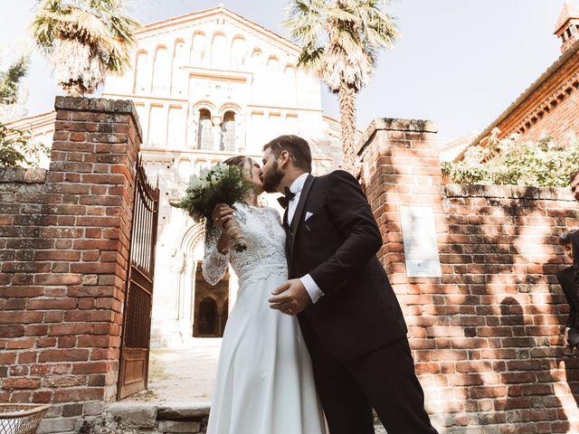 Il matrimonio di Andrea e Chiara a Villafranca d'Asti, Asti 75