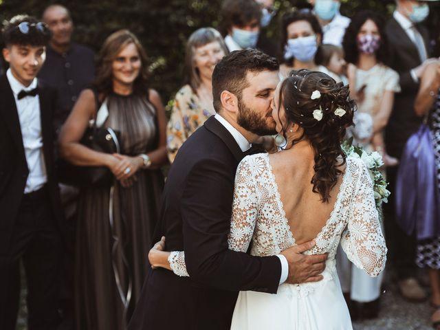 Il matrimonio di Andrea e Chiara a Villafranca d'Asti, Asti 76