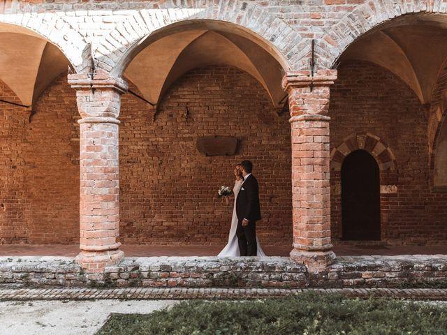 Il matrimonio di Andrea e Chiara a Villafranca d'Asti, Asti 80