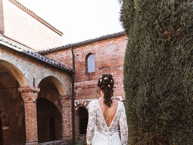 Il matrimonio di Andrea e Chiara a Villafranca d'Asti, Asti 84