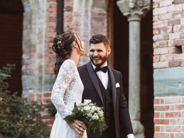 Il matrimonio di Andrea e Chiara a Villafranca d'Asti, Asti 86