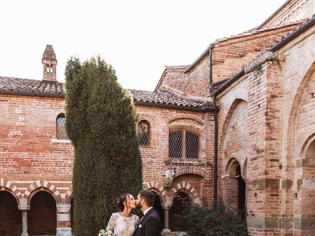 Il matrimonio di Andrea e Chiara a Villafranca d'Asti, Asti 88