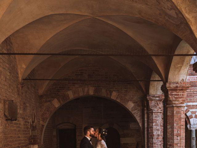 Il matrimonio di Andrea e Chiara a Villafranca d'Asti, Asti 91