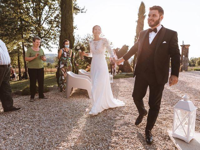 Il matrimonio di Andrea e Chiara a Villafranca d'Asti, Asti 93